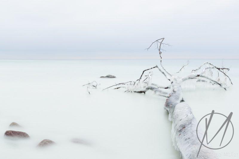 Eiszeit Poesie des Wassers